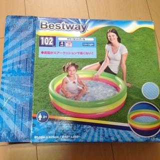 新品★子供用プール