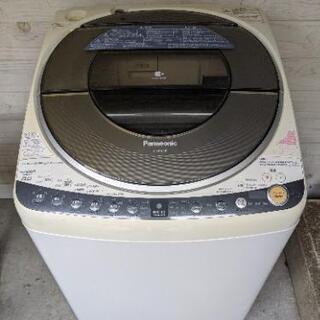 【格安】2012年製 パナソニック 洗濯機 洗濯乾燥機 縦型