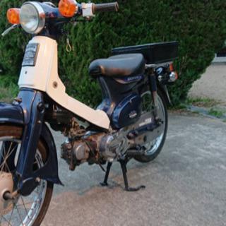 HONDA カブ 90cc
