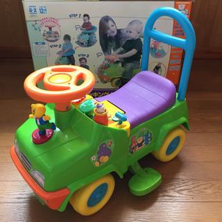 【ブルーイン】乗用玩具 アクティビティライド