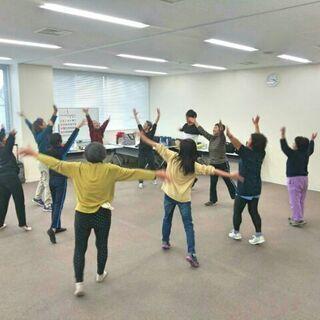 下新城地区ダンスセラピーサークル参加者募集☆彡
