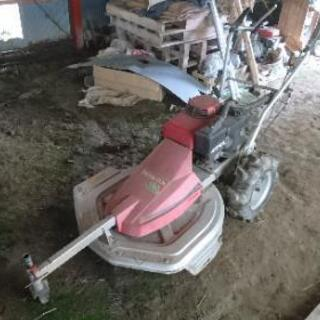 ホンダ  刈丸  自走式 草刈り機