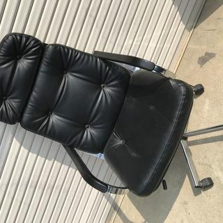 A-384※訳あり品 ITO オフィスチェアー イス 椅子