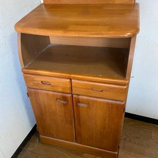40年ほど前に12万で買ったテレビ台、引越しのため差し上げます