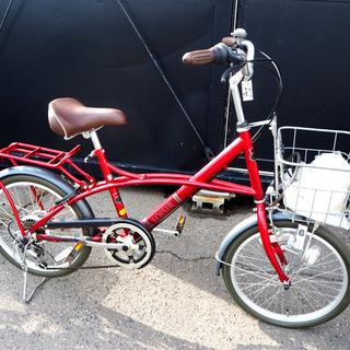◆LOISIR(ロワジール) シティーサイクル 自転車 20インチ◆
