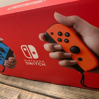 【新品未使用】任天堂スイッチ本体・Nintendo Switch