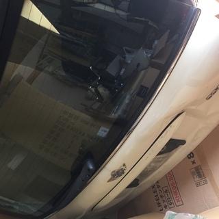 BMW MINI R53 リアハッチいりませんか? 追突されて壊...