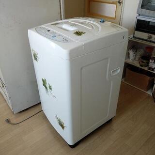 2016年製の洗濯機