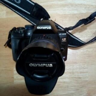 オリンパスデジタルカメラ、レンズ交換式デジタル一眼レフカメラEー620