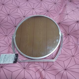 アルミフレームの鏡