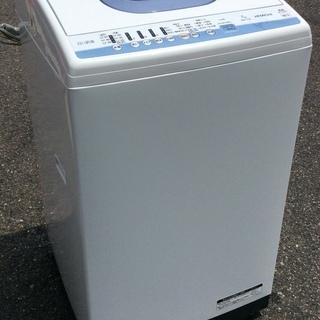 【RKGSE-342】特価!日立/7kg/全自動洗濯機/NW-T...