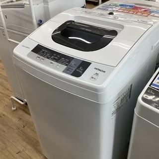安心の6ヵ月返金保証!HITACHIのNW-5WR 全自動洗濯機です!