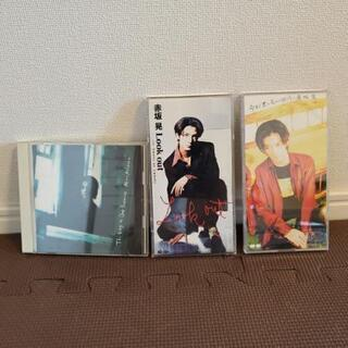 元 光GENJI 赤坂晃 シングルCDとアルバム