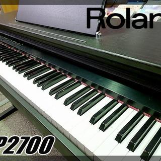 動作品☆Roland/ローランド☆電子ピアノ 鍵盤楽器 88鍵盤...