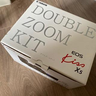 キャノン EOS Kiss X5 ダブルズームキット