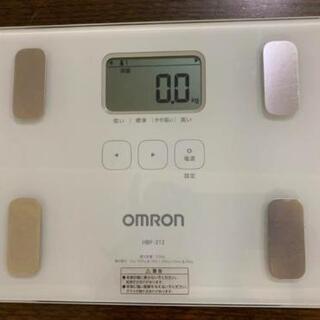 オムロン 体重体組成計 HBF-212