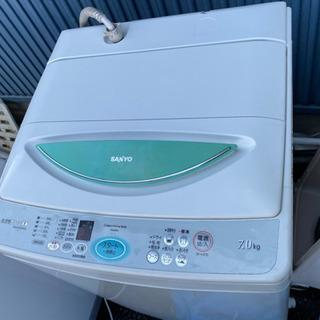 ★1台限り★7キロ洗濯機 中古 リサイクルショップ宮崎屋20.8.5