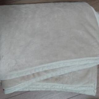 薄手毛布✕2枚