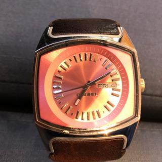 ディーゼルの腕時計の画像
