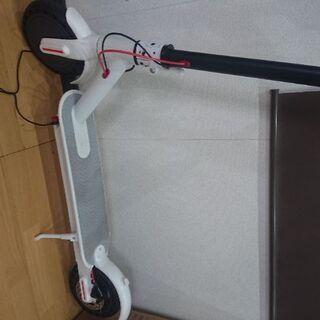 電動スクーター未使用 展示品