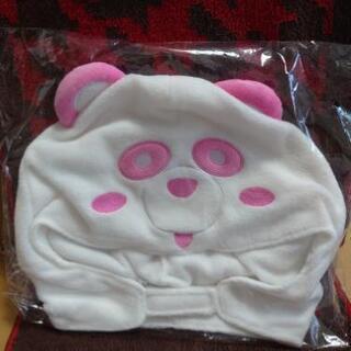 【ゲーセン景品】AAA え〜パンダ 帽子