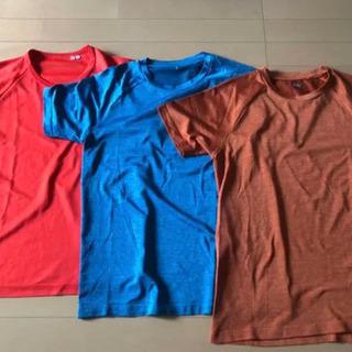ユニクロ Tシャツ3枚セット