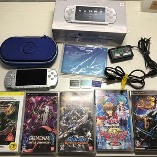 訳あり PSP 2000 ソフトセット モンハンなど 充電器 ケ...