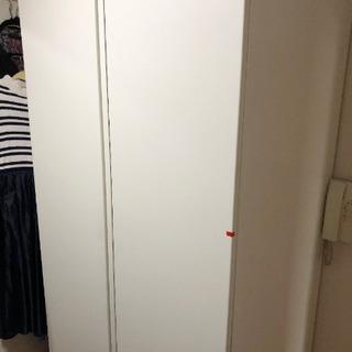 IKEA  前開き洋服タンス