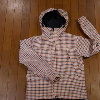 ノースフェイス スクープジャケット 古いがまだ使える。