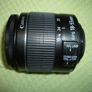 CANON ZOOM LENS 15~55mm