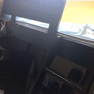 (8月末に処分予定)スペース活用に最適なロフトベッド!