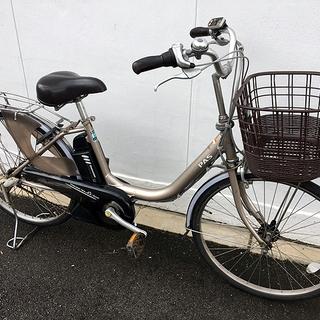 すぐ乗れるよう整備済み 新基準 ヤマハ 電動アシスト自転車