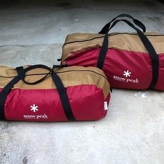 スノーピーク テント