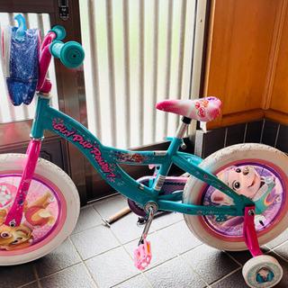 パウパトロール ガール☆ピンク 白タイヤ