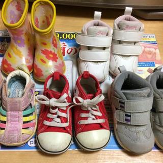子供靴5足セット シューズ