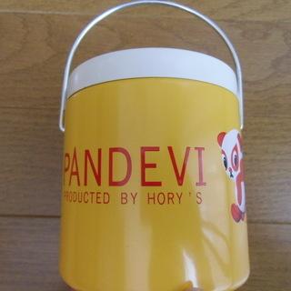 PANDEVI 収納缶*未使用品