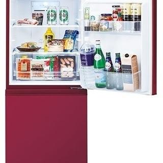 【処分】2018年製 冷凍冷蔵庫 157Lタイプ AQR-…