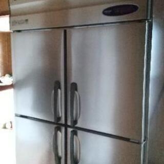 ホシザキ 業務用冷蔵庫 3年使用