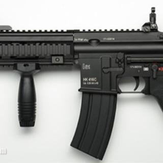 東京マルイ次世代電動ガン HK416C (箱あり)