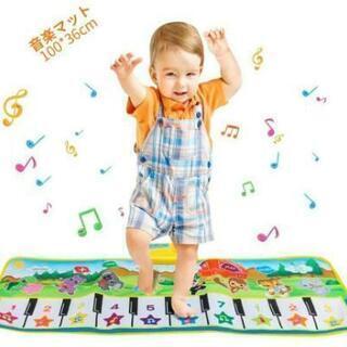 新品★音楽プレイマット おもちゃ 玩具 子供用