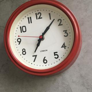 時計あげます