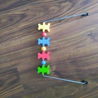 ベビービョルン バウンサー用 おもちゃ