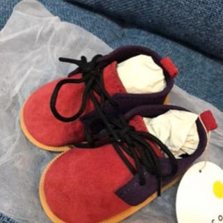 新品未使用*  タグ付き Osotoお洒落ベビー靴
