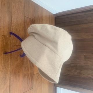 手作りの帽子