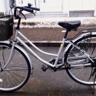 ほとんど新品 自転車