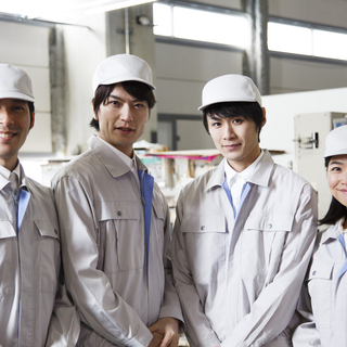【短期のお仕事】半導体製造工場での軽作業