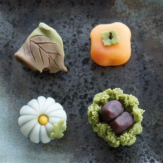 季節を愉しむ和菓子作り 〜秋を模る練り切り〜