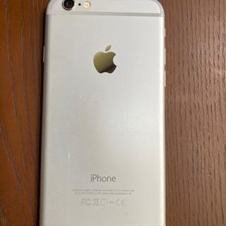 iPhone6  シルバー16GB  SIMフリー