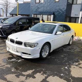 BMW 7シリーズ e66 745Li ロング シアターPKG ...