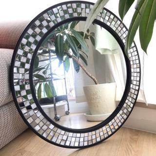 Francfranc 壁掛け 鏡